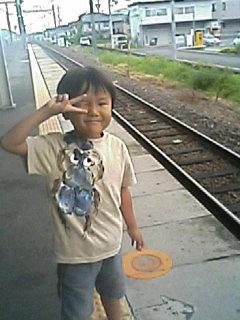 電車の旅♪