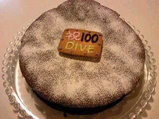 昨日のケーキ♪