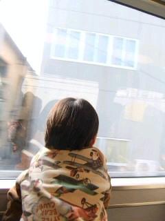 4月3日 札幌から滋賀へ。②