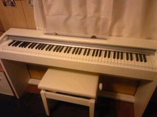 12月5日 ついにピアノがっ!!
